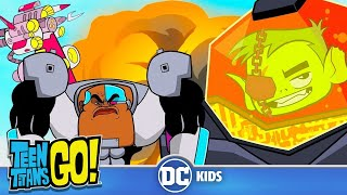 Download Teen Titans Go! | Going Into Overdrive | DC Kids Video