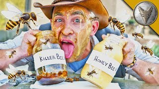 Download Is KILLER BEE Honey Dangerous?! Video