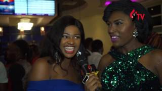 Download Linda Ikeji TV's On The Red Carpet at the Premiere of Okafor's Law Video