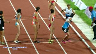 Download WOMEN'S 4X400m RELAY FINAL. 22nd ASIAN ATHLETICS CHAMPIONSHIPS-2017 Video