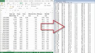 Download Import of climatic data AquaCrop - Training module Nr. 2.4, April 2016 Video
