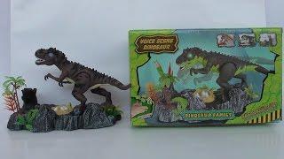 Download Dinosaur Family ของเล่นไดโนเสาร์ตั้งโต๊ะ Video
