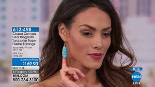 Download HSN | Chaco Canyon Southwest Jewelry 06.26.2018 - 05 PM Video