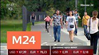 Download Почему столичные пешеходы предпочитают для прогулок велодорожки - Москва 24 Video