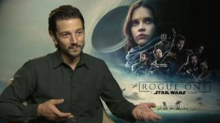 Download Diego Luna Interview ROGUE ONE : A STAR WARS STORY - own stunts - injuries - hurts - pain Video