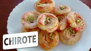 Download Chirote | Khaje | Indian Sweet Dish Recipe | Easy Homemade Indian Dessert Video