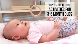 Download MONTESSORI AT HOME: Activities for Babies 3-6 Months Video