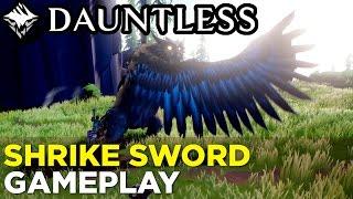 Download DAUNTLESS Shrike Sword Gameplay: Hunting the Shrike Video