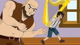 Download Джек и бобовый стебель сказка для детей, анимация и мультик Video