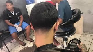 Download Corte Degradê Americano Com Reflexo Video
