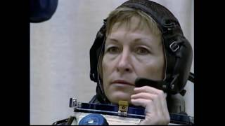 Download Astronaut Peggy Whitson Talks about her Upcoming Mission to the International Space Station Video