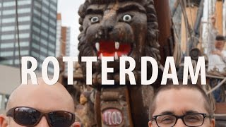 Download Rotterdam Harbor - Top Places to Visit Video