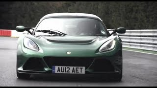 Download Lotus Exige S track test: 350hp, chassis from the Gods - /CHRIS HARRIS ON CARS Video