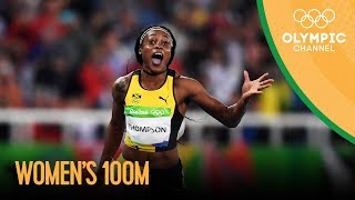 Download Rio Replay: Women's 100m Final Video