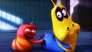 Download LARVA - SPIDER MAN LARVA | 2017 Cartoon | Videos For Kids | Kids TV Shows Full Episodes Video