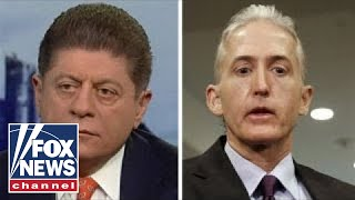 Download Napolitano on Gowdy's disputing of Trump's 'spygate' claims Video