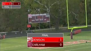 Download EARLHAM FIELD HOCKEY VS. DENISON Video