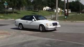 Download 1995 Mercedes-Benz E320 Convertible Video