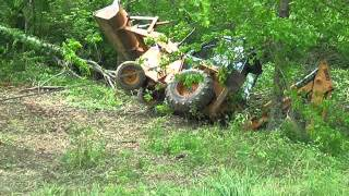 Download The recovery of a CASE 580D Backhoe Video