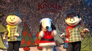 Download Knott's Merry Farm 2015 Christmas season event at Knott's Berry Farm Video