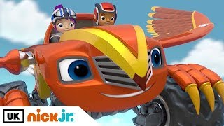 Download Blaze and the Monster Machines | Falcon Quest | Nick Jr. UK Video