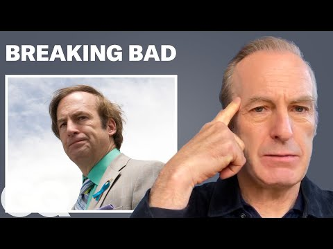 Bob Odenkirk Breaks Down His Most Iconic Characters | GQ