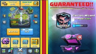 Download How To Get Legendary Card In Clash Royale |Getting Legendary Card Inside Magical Chest Video