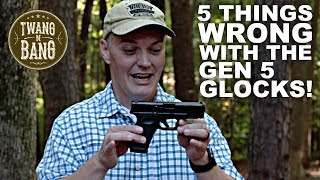 Download 5 Things *WRONG* with Gen 5 Glocks! Video