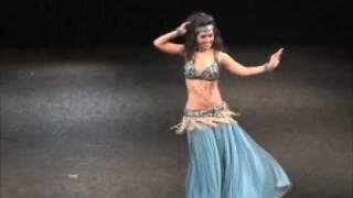 Download Jalila - Belly Dance Queen 2009 Video