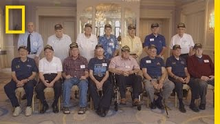 Download Sinking in Shark-Infested Waters: WWII Survivors Recall Navy Disaster | National Geographic Video