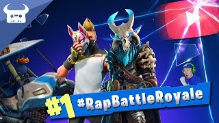 Download FORTNITE RAP BATTLE ROYALE (100 YouTubers rap on one song!) #RapBattleRoyale Video