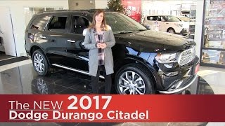 Download New 2017 Dodge Durango Citadel - Minneapolis, Elk River, Coon Rapids, St Paul, St Cloud, MN Video