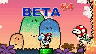 Download Beta64 - Yoshi's Island Video