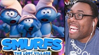 Download My SMURFS The Lost Village THEORY + Trailer 2 REACTION #SmurfsMovie Video