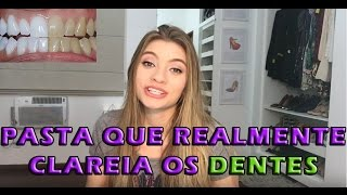 Download PASTA DE DENTE QUE REALMENTE CLAREIA OS DENTES ! TESTEI E AMEI Video