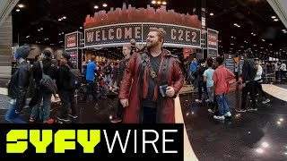 Download VR180 | 180° Cosplay Dance-Off | C2E2 2018 | SYFY WIRE Video
