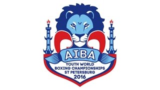Download AIBA Youth World Boxing Championships 2016 - Session 10A - Preliminaries (1/8) Video