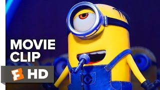 Download Despicable Me 3 Movie Clip - Minions Take the Stage (2017) | Movieclips Trailers Video