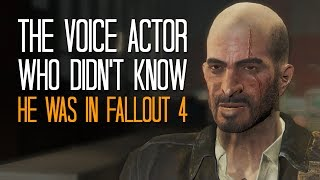 Download The voice actor who didn't know he was in Fallout 4 - Here's A Thing Video