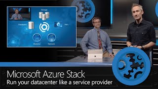 Download An early look at Azure Stack and what it means for IT, with Jeffrey Snover Video
