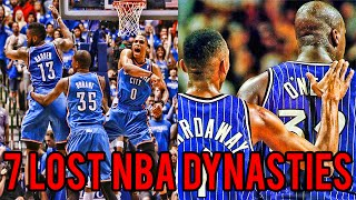 Download 7 Teams That Should Have Won Multiple NBA Championships Video