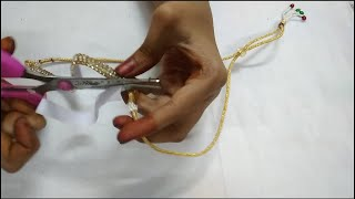 Download Stone Chain Necklace and Choker | Srivari Creations Video