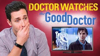 Download Real Doctor Reacts to THE GOOD DOCTOR | Medical Drama Review | Doctor Mike Video