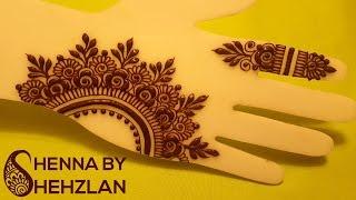 Download Henna By Shehzlan | How To Henna Tutorial #69 | Gulf Design Video