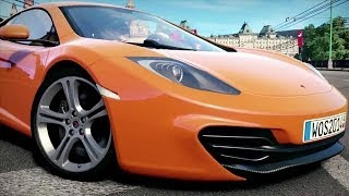 Download World of Speed - McLaren in Moscow Trailer Video