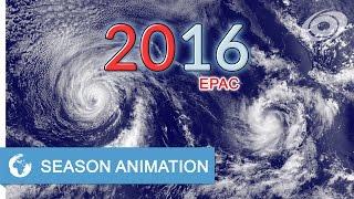 Download 2016 Pacific Hurricane Season Animation Video