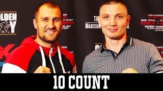 Download Sergey Kovalev and Vyacheslav Shabranskyy fight on HBO - 10 Count Video