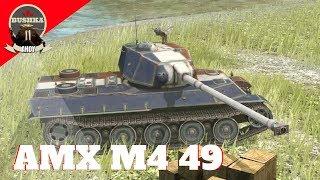 Download AMX M4 49 PREMIUM TANK REVIEW WORLD OF TANKS BLITZ Video
