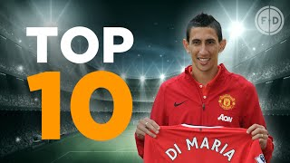 Download Top 10 Most Expensive Transfers of All-Time Video