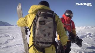 Download The Dakine Heli Pro DLX 24L Pack presented by Jason Robinson Video
